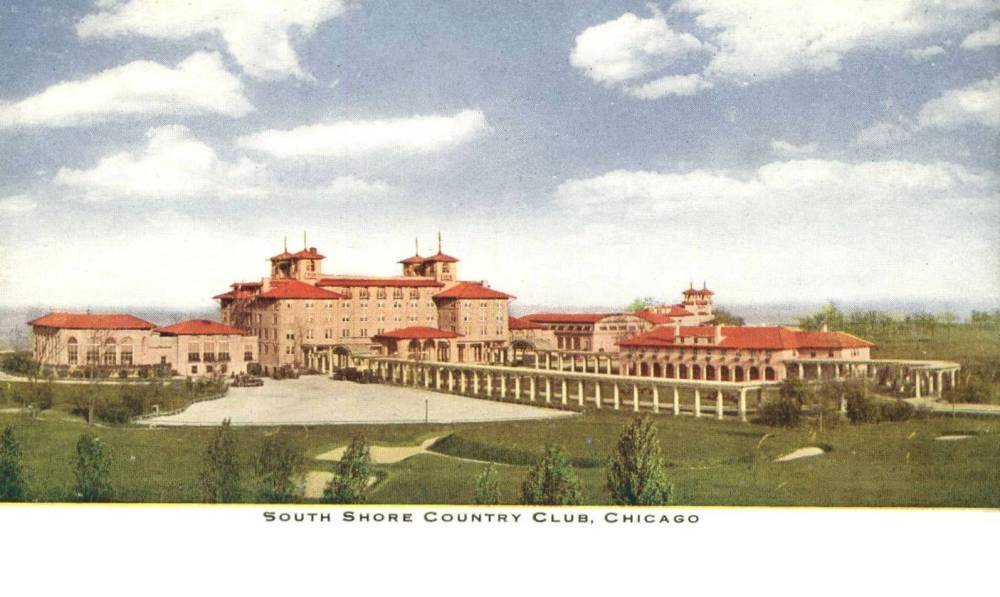 a-postcard-chicago-south-shore-country-club-7059-s-south-shore-drive-aerial-tinted-1910s